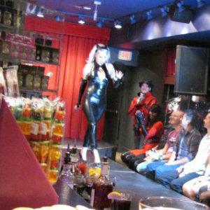 Hair/MUA/Model: Rashelle Squidworx Clothing: Lip Service DUSK Queen-West Halloween 2011 Fashion Show