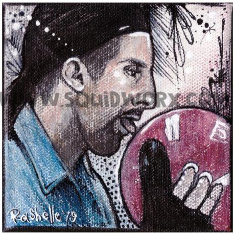 Fan Art inspired by The Big Lebowski